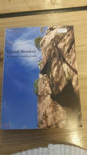 Klatrefører - climb norway - TIL SALGS