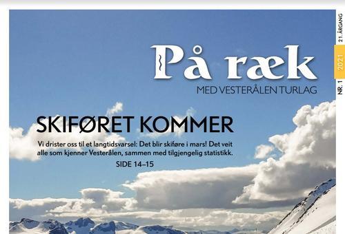 Les årets første På Ræk!