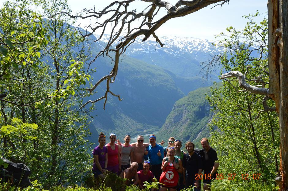 Grunnleggjande turleiarkurs i Avdalen.