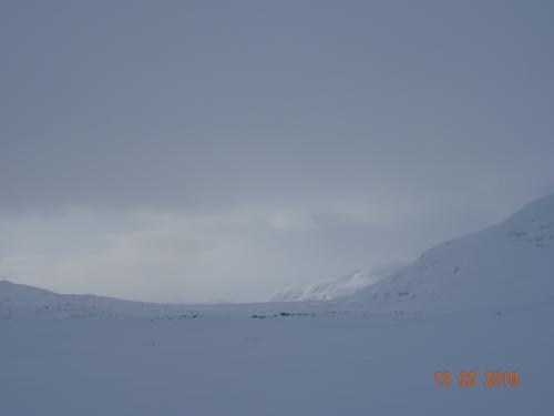 Inn mot Øljusjøen
