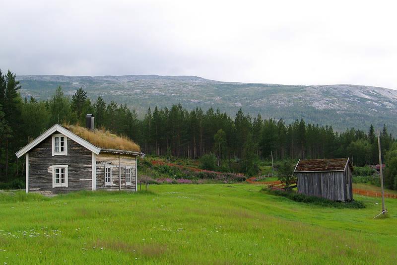 Storjordstua i Saltdal