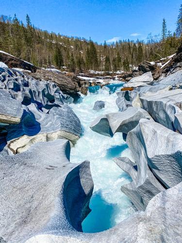 Saltfjellet - Svartisen Nasjonalpark endelig fullført