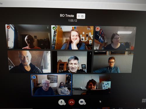Velkommen til digitalt årsmøte