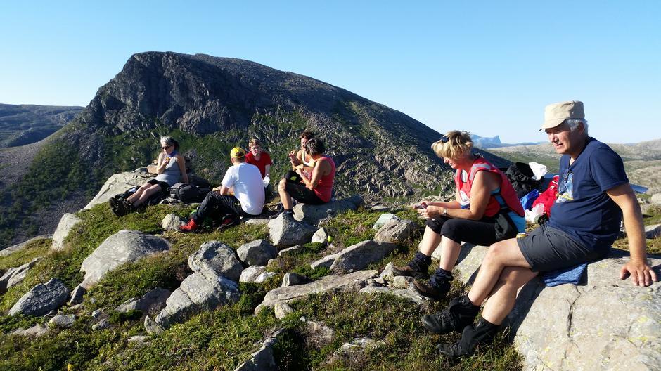 Stillebåen 575 moh