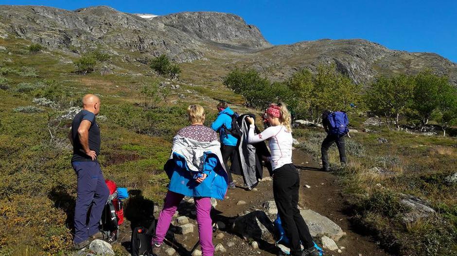 01.09.2017 - 03.09.2017 - Jubileumstur til Spiterstulen