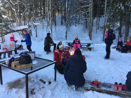 Kom deg ut-dagen vinter 2019 i Skien