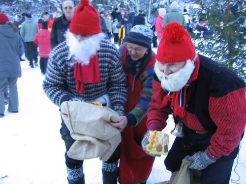 Velkommen til LOTs tradisjonelle juletrefest på Lauvesetra 2. juledag