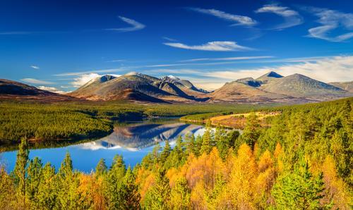 Høstferie på fjellet - ledig kapasitet