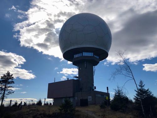 Haukåsen radar
