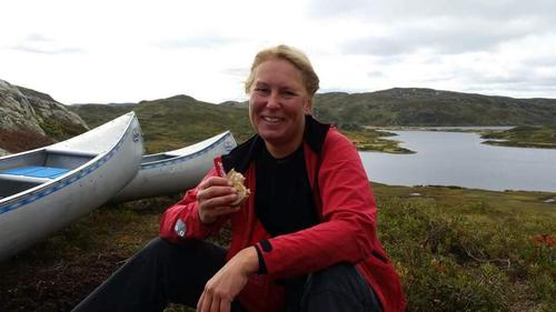 Med kano på topptur i Setesdal Vesthei
