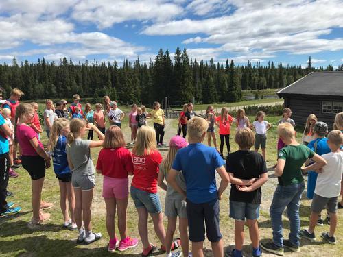 Påmeldingsstart for mange Barnas Turlag-aktiviteter