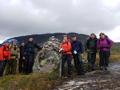 Ved Tollarn i Snasadalen vest for Hermannssnasa