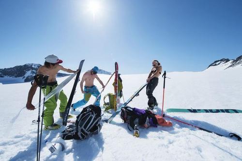 Skred- og randonnéekurs hver helg!