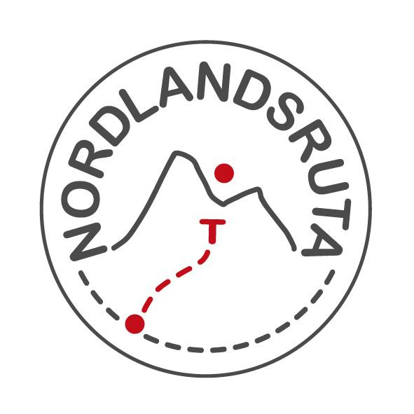 Logoen til Nordlandsruta