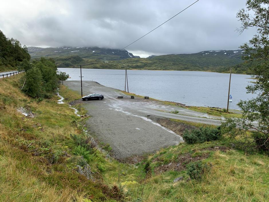 Torsdag 10.9: Ny parkering ved Hamlagrøosen. Rute til Vending i Bergsdalen. Turlaget disponerer 15 plasser (i forkant)