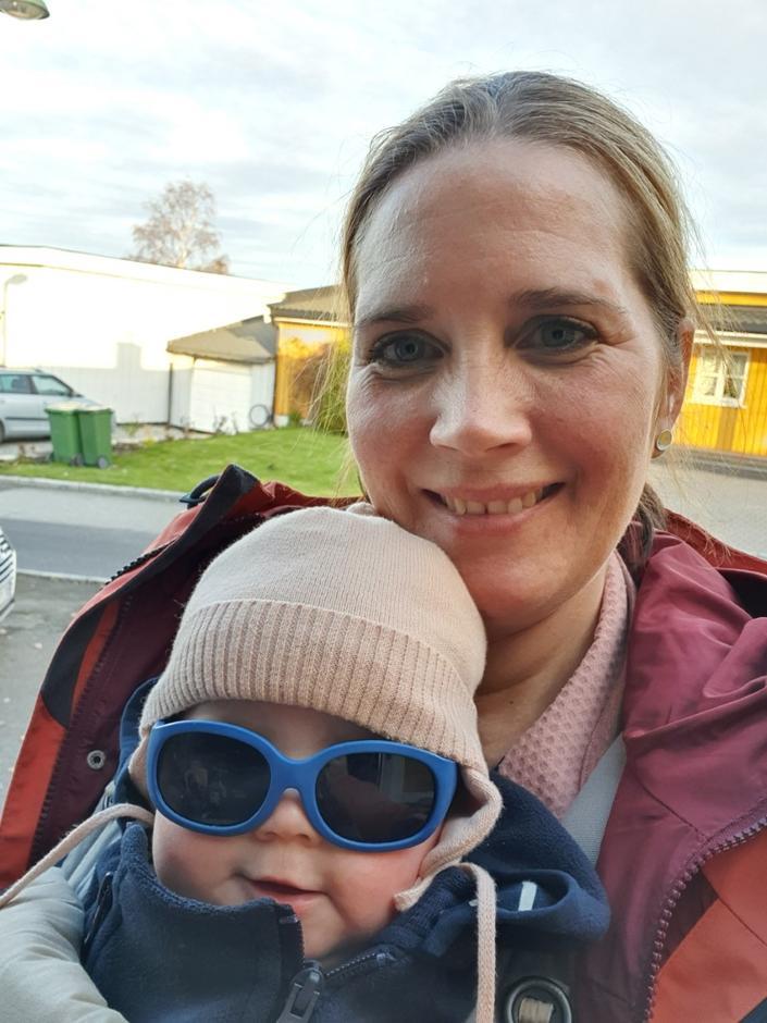 Annette Skillingsås (40) blir ny leder i Barnas Turlag Lørenskog