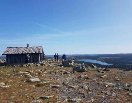 Nevelfjell i Lillehammer.