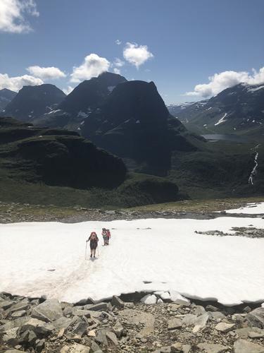 Fellestur fra Todalen til Innerdalen
