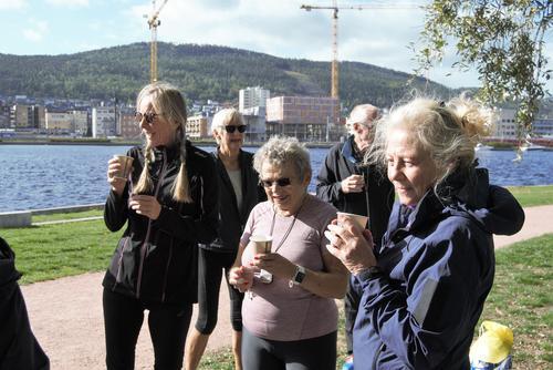 Friluftstrim Drammen