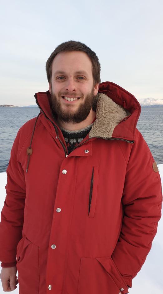 Tur- og aktivitetsleder Asgeir Domaas Pedersen