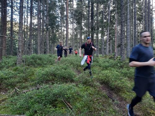 Løpetur i Oslomarka
