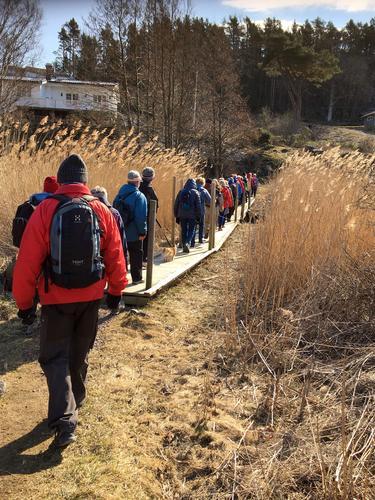 Onsdagstur fra Tenvik