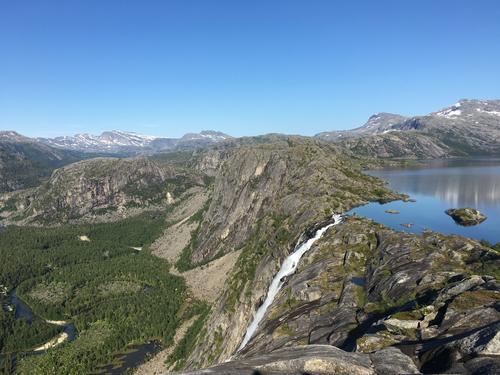 Rago nasjonalpark i Sørfold kommune