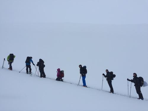 NF skredkurs alpint