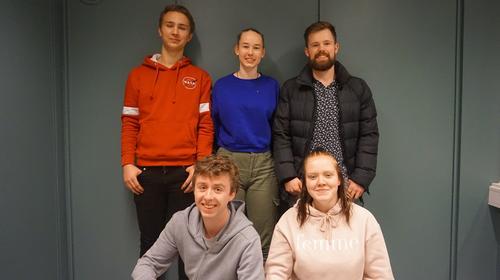 Hils på de nye styremedlemmene i DNT ung Telemark!