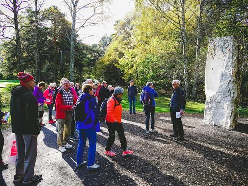 Seniortur: Ekebergparken og havnepromenaden