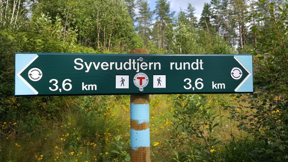 Velg selv i hvilken retning du vil gå :-)