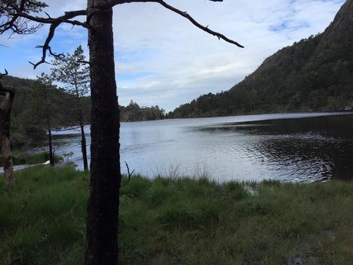 Barlinddalsvatnet