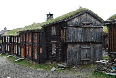 Bokkstuggu, Røros