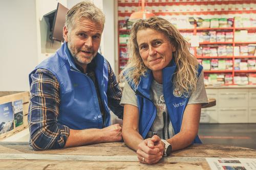 Bestyrer på Breivoll: Anne Langhus