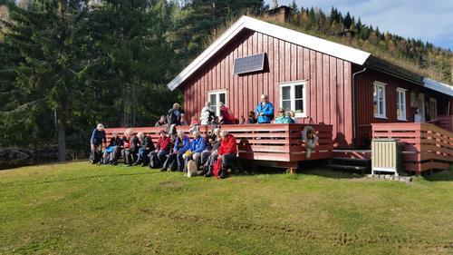 Seniorgruppa: Onsdagstur til Trollsvann
