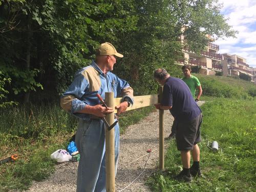 Vil du være med å vedlikeholde de blåmerkede stiene i Asker?
