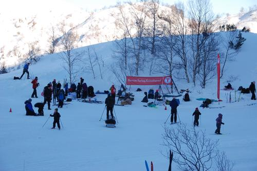 Kom deg ut-dagen i Fjellhaugen feb. 2015