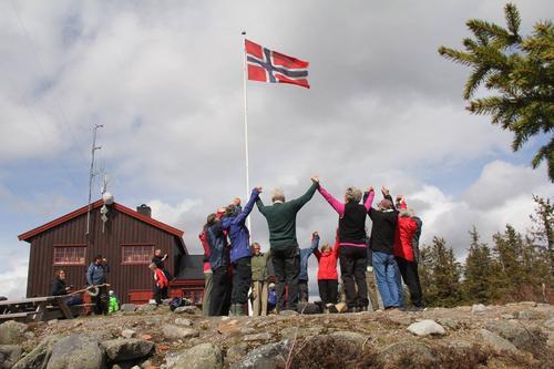 Kulturtur til Nordhuet