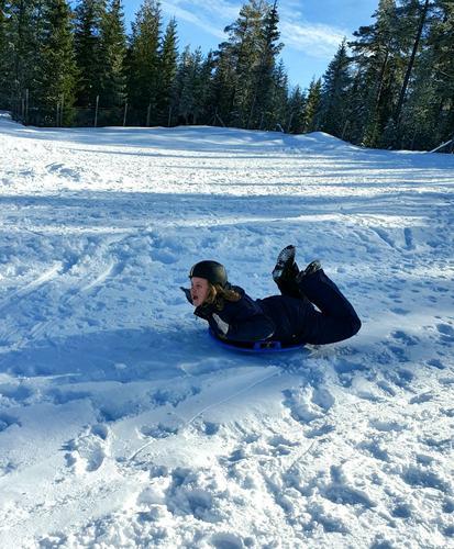 Vinteraktivitetsdag for DNT tilrettelagt