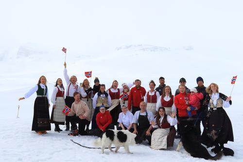Drømmer du om å jobbe på Turistforeningens største fjellstue? Nå har du sjansen!