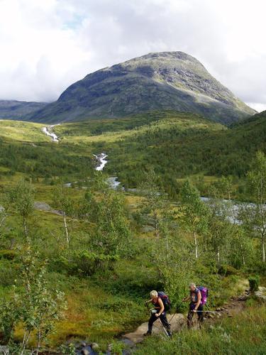 Utladalen ved Skogadalsbøen Foto: Hilde Løken Magnussen
