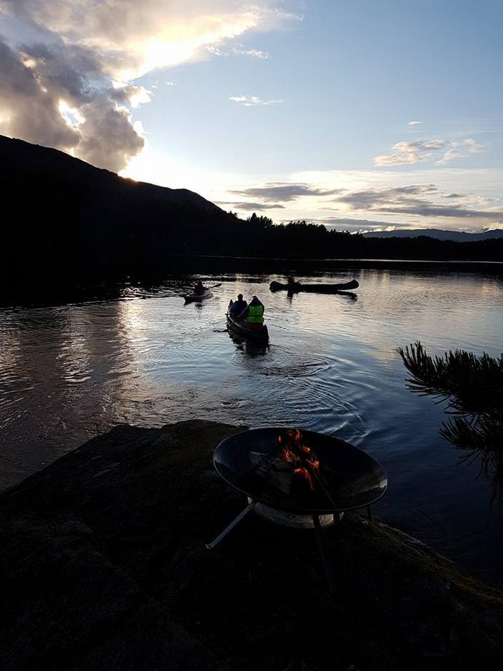 13.09.2017 - Kanotur Langesetvatnet