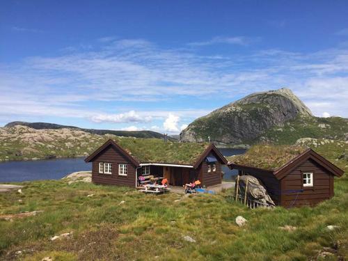 Ledig plass på hyttane!