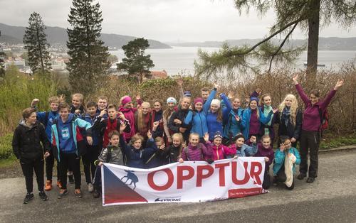 Snart fylles norske skoger og fjell med fjortiser