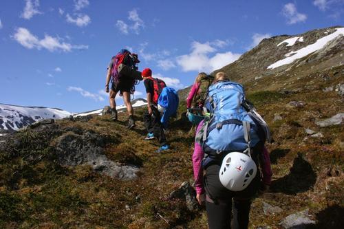 Barnas fjell-leir er åpnet for booking