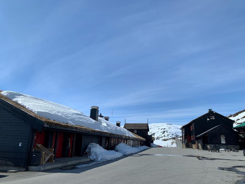 Nå gjelder det å nyte de få ukene som er igjen av ski -og vintersesongen for denne gang.