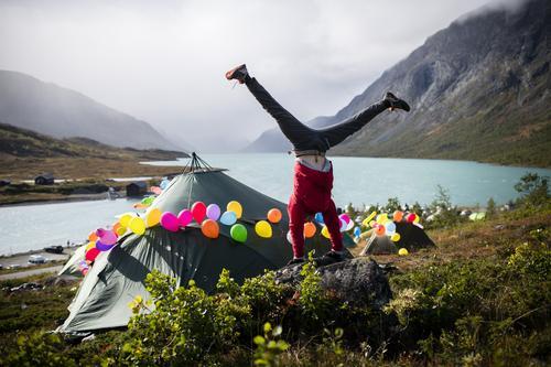 Spektakulær filmfestival i fjellet