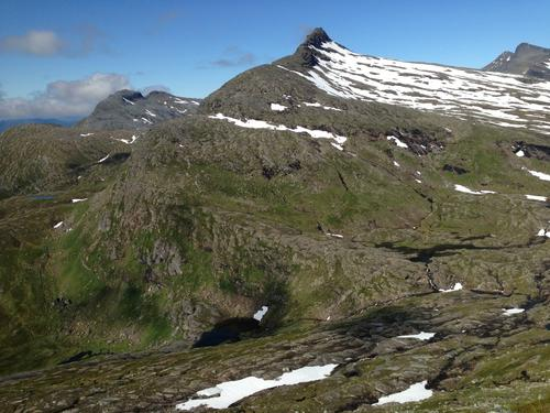 Lilletinden (1134 moh)