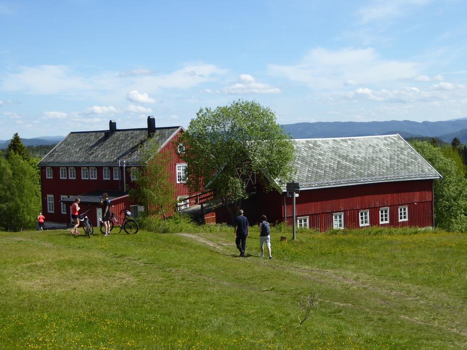 Rønningen Gård.