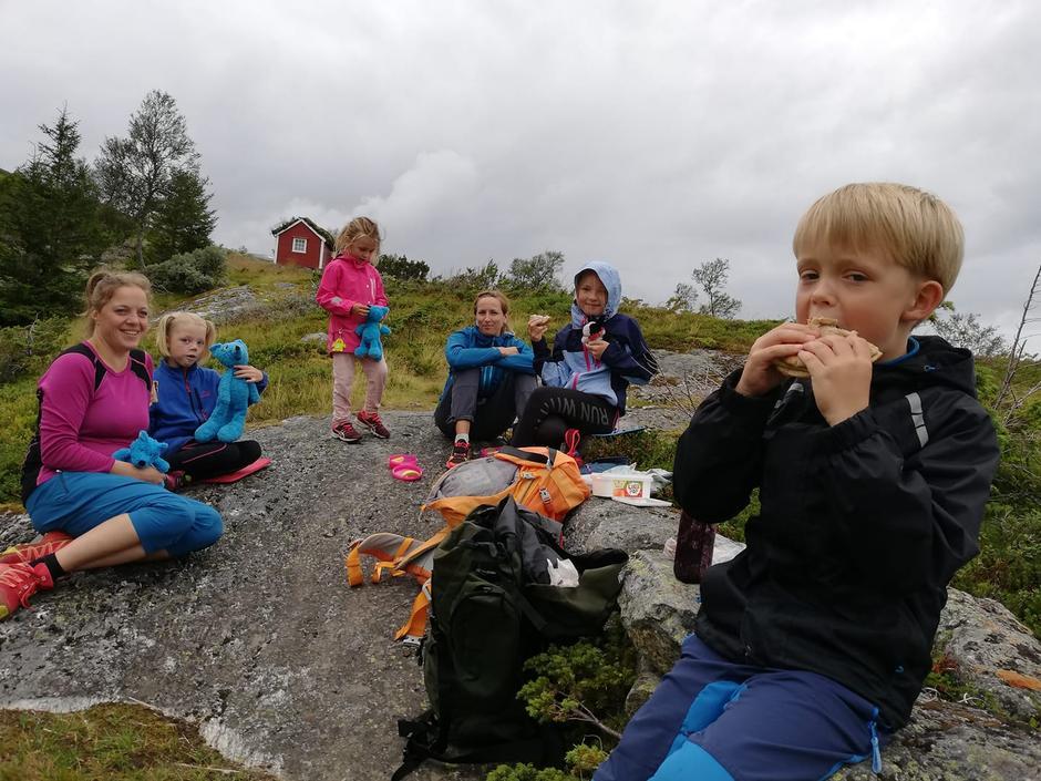 11.08.2019 - Avleisetra - Barnas Turlag